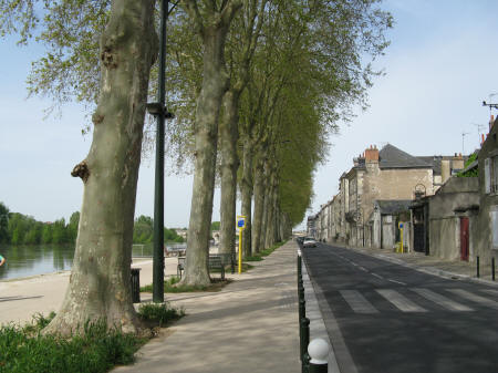 Parks and Gardens in Orleans France
