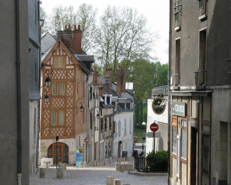 Hotels in Orleans France